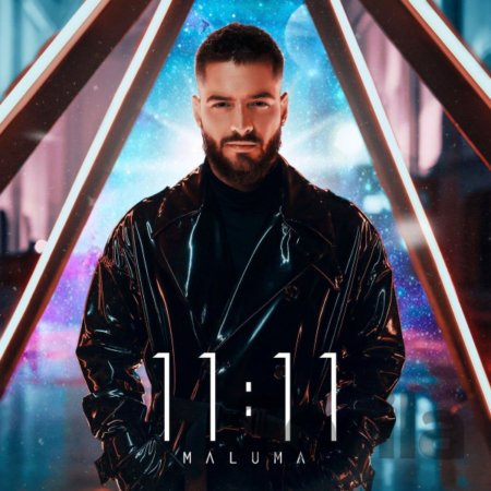 CD album Maluma: 11:11