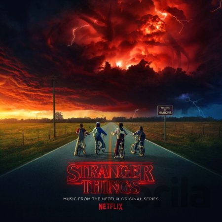Stranger Things: Music from the Netflix Original Series LP
