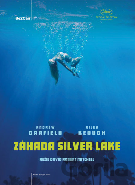 DVD Záhada Silver Lake - David Robert Mitchel