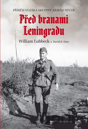 Kniha Před branami Leningradu - William Lubbeck, David Hurt