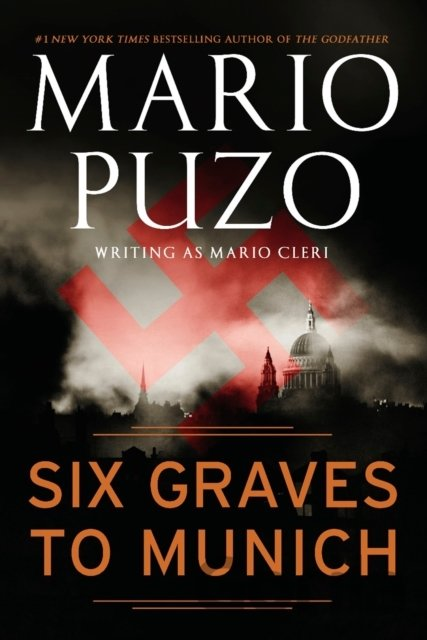 Kniha Six Graves to Munich - Mario Puzo