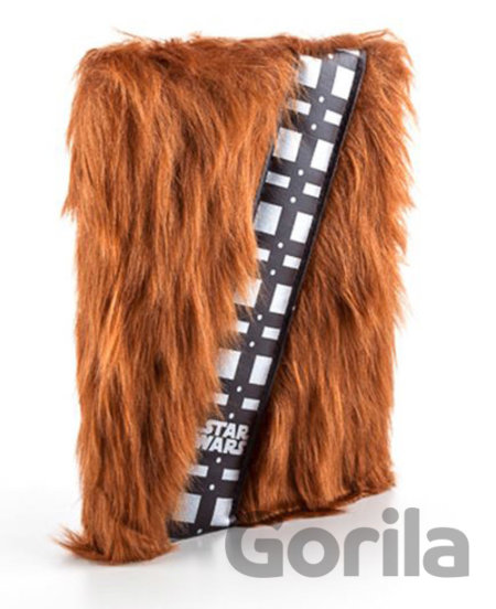 Blok A5 Star Wars: Chewbacca Fur