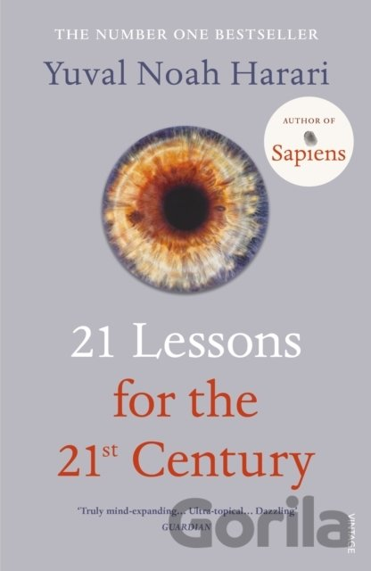 Kniha 21 Lessons for the 21st Century - Yuval Noah Harari