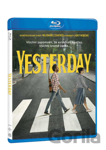 Blu-ray Yesterday - Danny Boyle