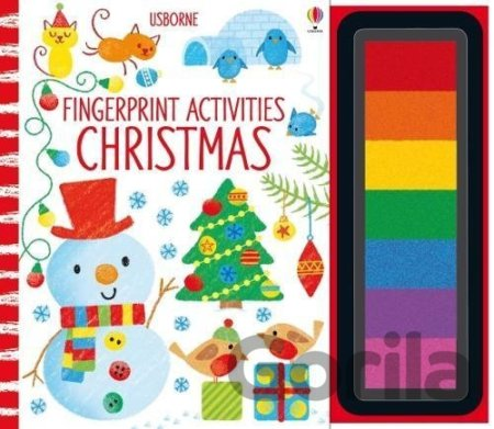 Kniha Fingerprint Activities: Christmas - Fiona Watt