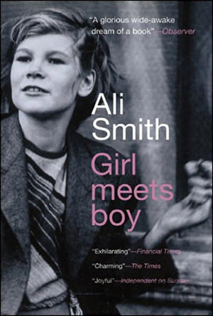 Kniha Girl Meets Boy (Ali Smith) - Ali Smith