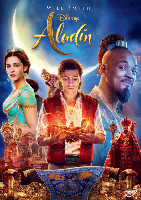 DVD Aladin - Guy Ritchie