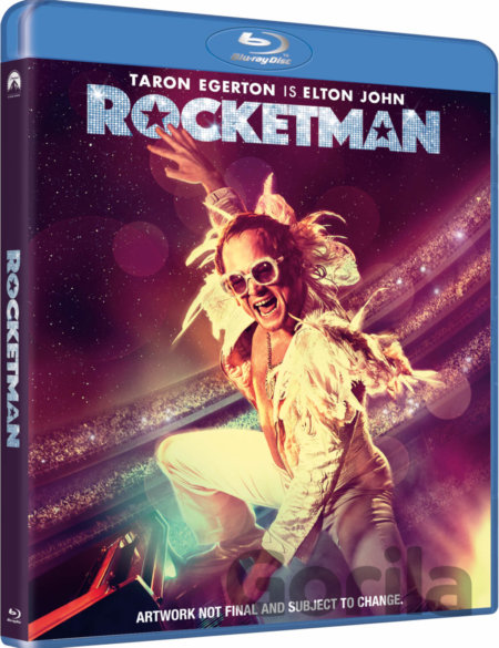 Blu-ray Rocketman - Dexter Fletcher