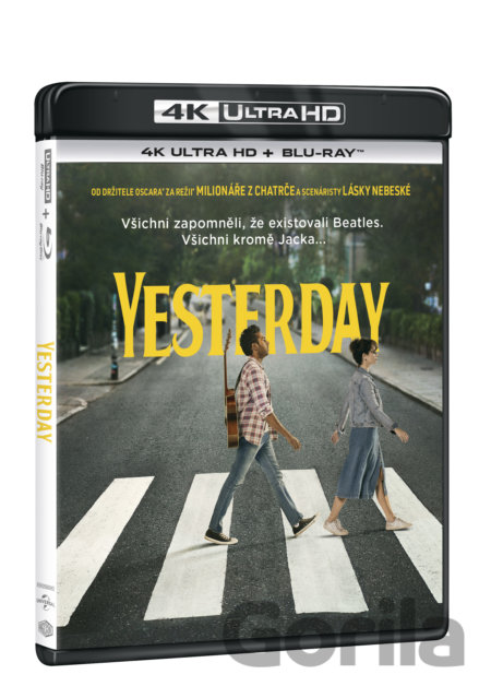 UltraHDBlu-ray Yesterday Ultra HD Blu-ray - Danny Boyle