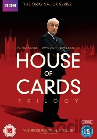 DVD House of Cards - Paul Seed