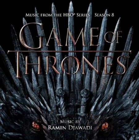 CD album Game Of Thrones (Season 8) (Soundtrack)