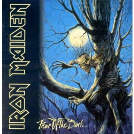 CD album Iron Maiden: Fear Of The Dark