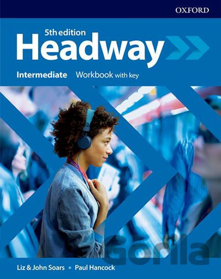 Kniha New Headway - Intermediate - Workbook with answer key - Liz Soars, John Soars