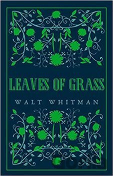 Kniha Leaves of Grass - Walt Whitman