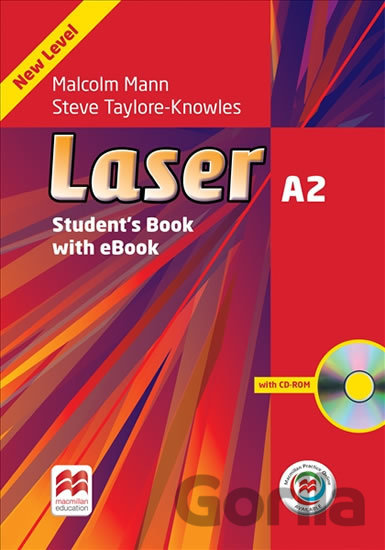 Kniha Laser A2 -  Student's Book - Malcolm Mann, Steve Taylore-Knowles
