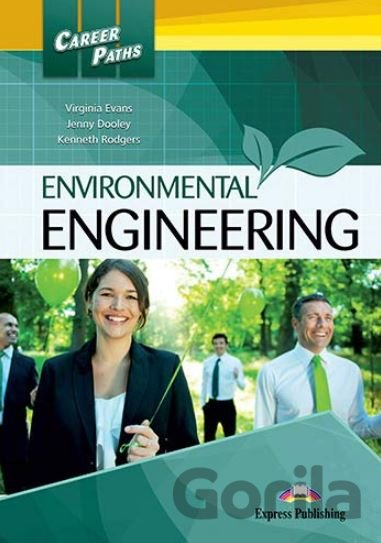 Kniha Career Paths - Environmental Engineering - Student's Book - Jenny Dooley, Kenneth Rodgers, Virginia Evans