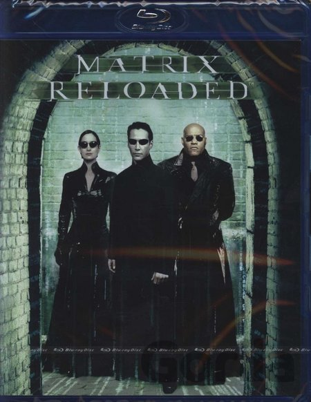 Blu-ray Matrix: Reloaded (Blu-ray) - Larry Wachowski, Andy Wachowski
