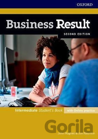 Kniha Business Result - Intermediate - Student's Book with Online Practice - John Hughes