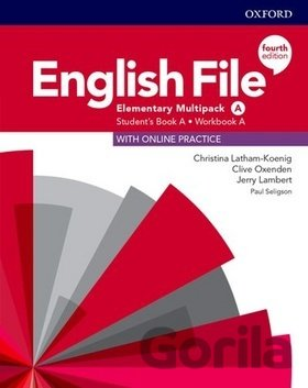 Kniha New English File - Elementary - MultiPack A - Jerry Lambert, Christina Latham-Koenig, Clive Oxenden