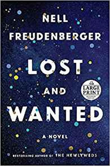 Kniha Lost and Wanted - Nell Freudenberger
