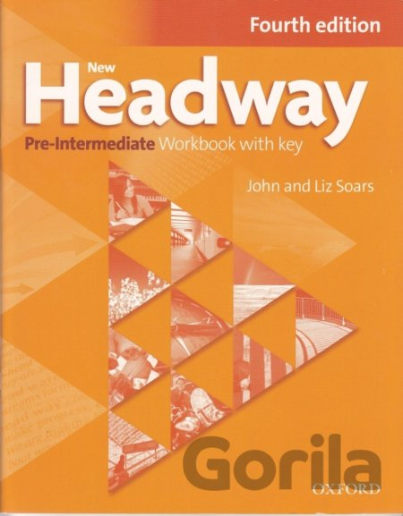 Kniha New Headway - Pre-Intermediate - Workbook with key (without iChecker CD-ROM) - Liz and John Soars