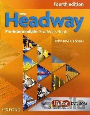 Kniha New Headway - Pre-Intermediate - Student's book (without iTutor DVD-ROM) - Liz and John Soars
