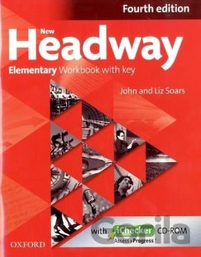Kniha New Headway - Elementary - Workbook with key (without iChecker CD-ROM) - Liz and John Soars
