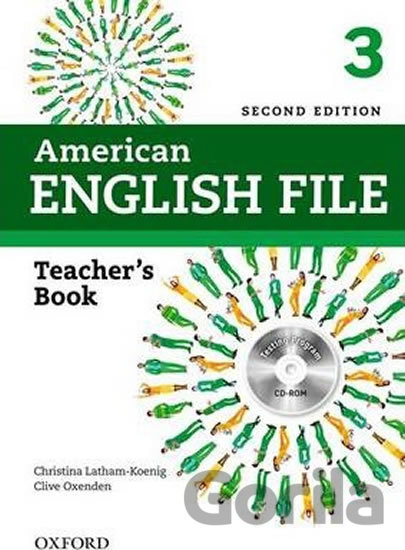 Kniha American English File 3: Teacher's Book with Testing Program CD-ROM - Christina Latham-Koenig, Clive Oxenden