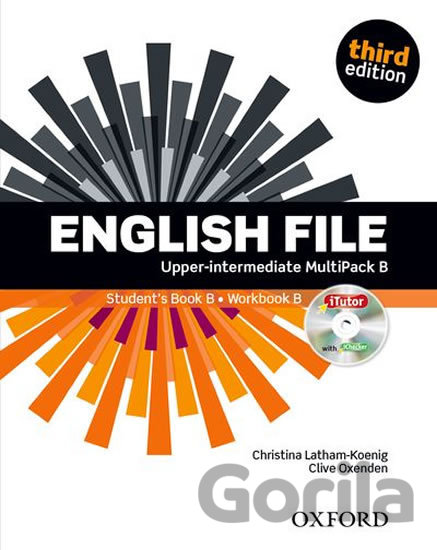 Kniha English File Third Edition - Clive Oxenden, Christina Latham-Koenig