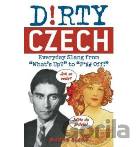 Kniha Dirty Czech - Martin Blaha