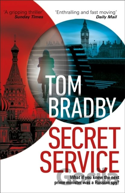 Kniha Secret Service - Tom Bradby