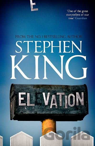 Kniha Elevation - Stephen King