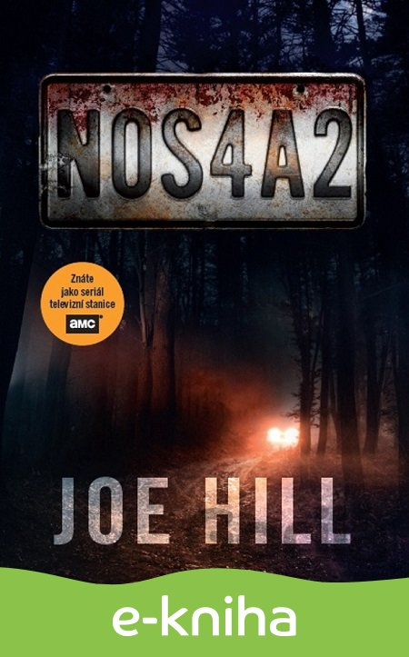 E-kniha NOS4A2 - Joe Hill