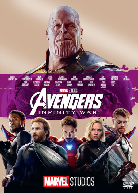 DVD Avengers: Infinity War - Anthony Russo, Joe Russo