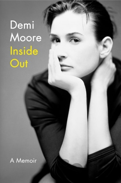 Kniha Inside Out - Demi Moore