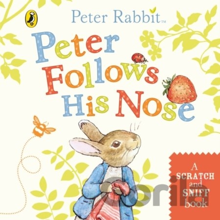 Kniha Peter Follows His Nose - Beatrix Potter