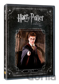 DVD Harry Potter a Fénixův řád - Mike Newell