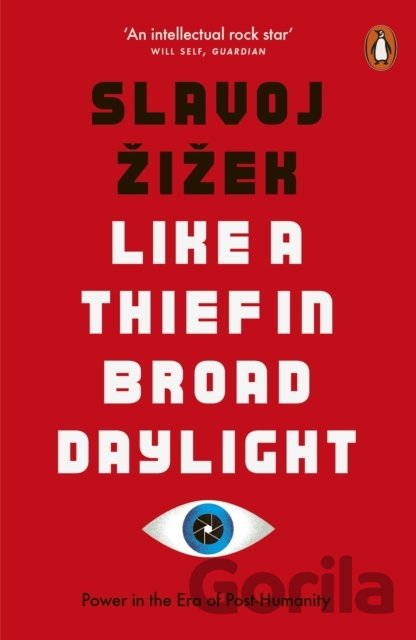 Kniha Like a Thief in Broad Daylight - Slavoj Žižek