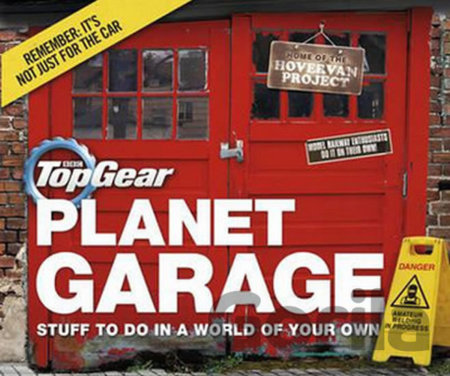 Kniha Top Gear - Planet Garage - Richard Porter
