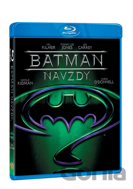 Blu-ray Batman navždy - Joel Schumacher