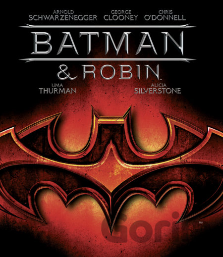 Blu-ray Batman a Robin - Joel Schumacher