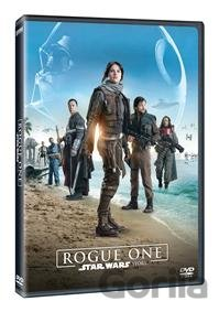 DVD Rogue One: Star Wars Story - Gareth Edwards