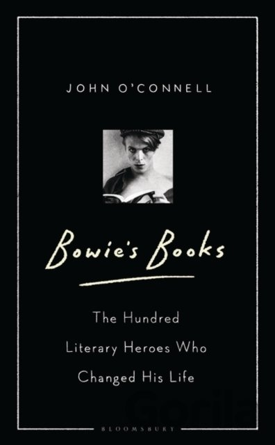 Kniha Bowie's Books - John O'Connell