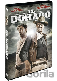 DVD El Dorado - Howard Hawks