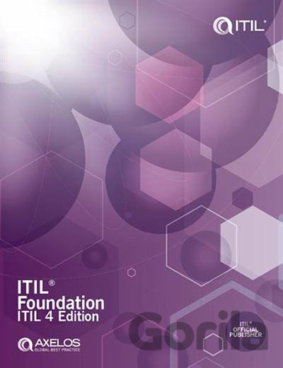 Kniha ITIL Foundation -