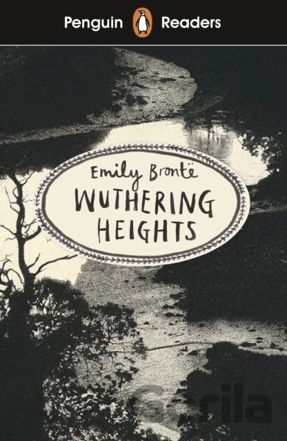 Kniha Wuthering Heights - Emily Brontë