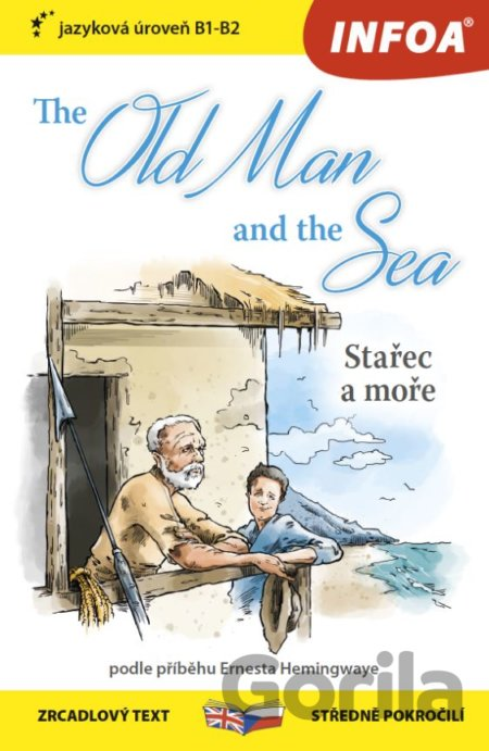 Kniha The Old Man and the Sea / Stařec a moře -