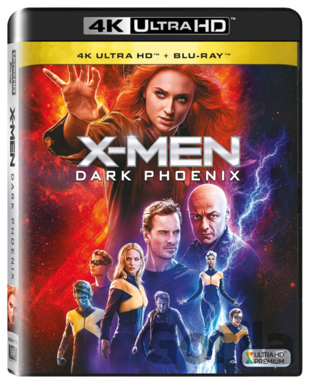 UltraHDBlu-ray X-men: Dark Phoenix Ultra HD Blu-ray - Simon Kinberg