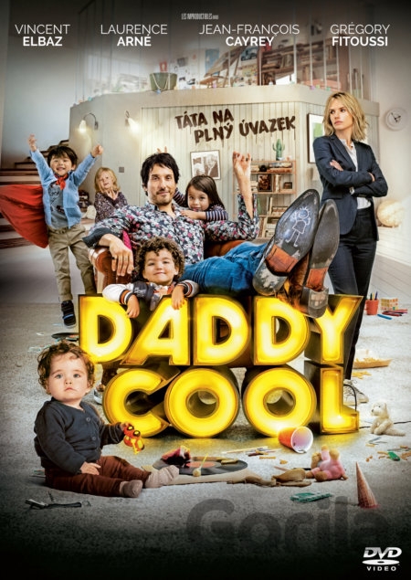 DVD Daddy Cool - Maxime Govare