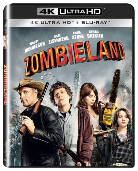 UltraHDBlu-ray Zombieland Ultra HD Blu-ray - Ruben Fleischer